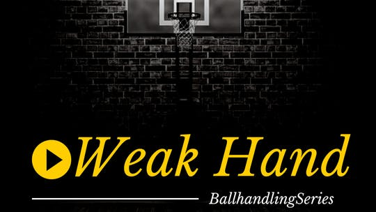 Ballhandling Workout 6 by EYG Basketball, powered by Intelivideo