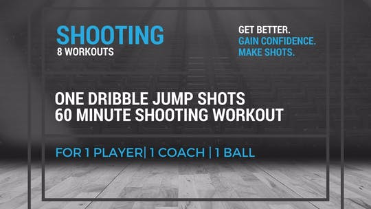 Shooting Workout 2 by EYG Basketball, powered by Intelivideo
