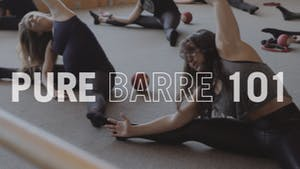 Instant Access to Pure Barre 101 by Pure Barre On Demand, powered by Intelivideo
