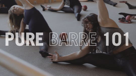 Pure Barre 101 by Pure Barre On Demand, powered by Intelivideo
