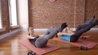 Flex Series 1: Tone in 10: Thighs and Abs by Pure Barre On Demand
