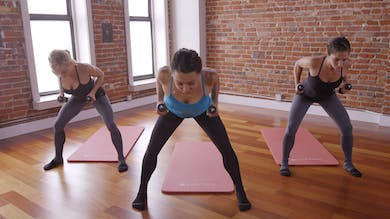 Flex Series 1: Tone in 10: Back & Cool Down by Pure Barre On Demand