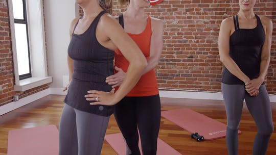 Instant Access to Flex Series 1: 30 min burn #1 by Pure Barre On Demand, powered by Intelivideo