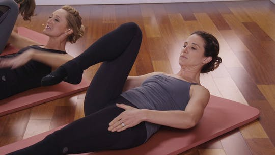 Instant Access to Flex Series 2: Tone in 10: Core by Pure Barre On Demand, powered by Intelivideo