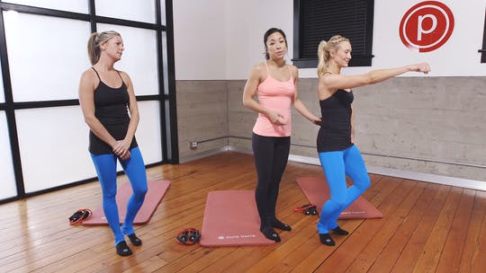 Instant Access to Pure Results: Abs by Pure Barre On Demand, powered by Intelivideo