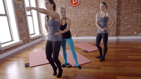Instant Access to Pure Results: Arms by Pure Barre On Demand, powered by Intelivideo