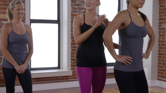 Instant Access to Pure Results: Thighs by Pure Barre On Demand, powered by Intelivideo