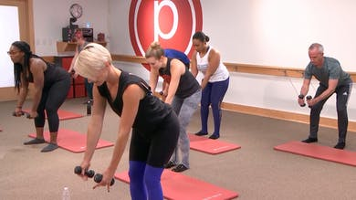 10 min w/Brookelin: Back and stretching by Pure Barre On Demand
