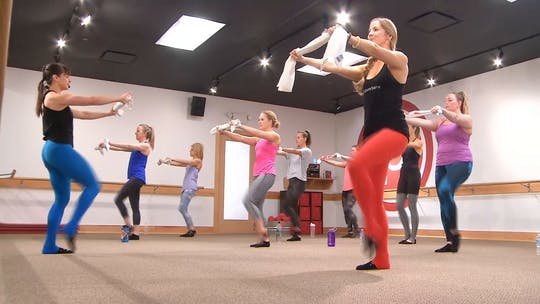 Instant Access to 30 min w/Danielle #2 by Pure Barre On Demand, powered by Intelivideo