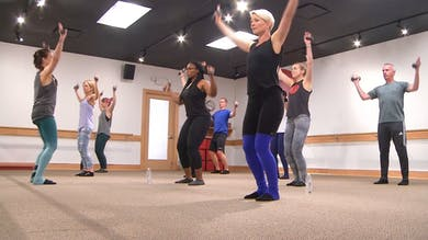 10 min w/Brookelin: Arms and Abs by Pure Barre On Demand