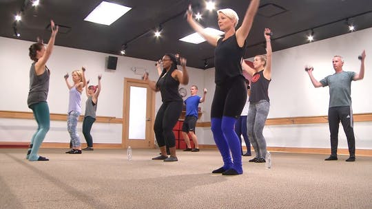 Instant Access to 10 min w/Brookelin: Arms and Abs by Pure Barre On Demand, powered by Intelivideo