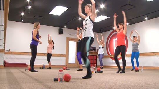 Instant Access to 30 min w/Katelyn #2 by Pure Barre On Demand, powered by Intelivideo
