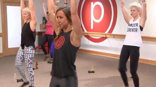 Instant Access to 45 min w/Amanda #2 by Pure Barre On Demand, powered by Intelivideo
