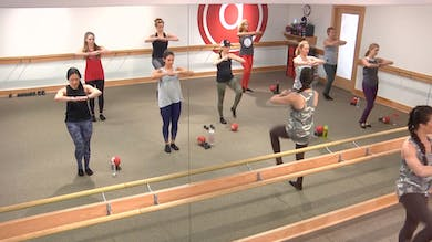 45 min w/Brookelin by Pure Barre On Demand
