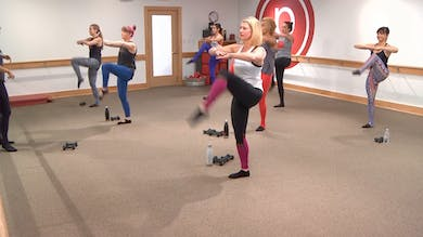 45 min w/Katelyn by Pure Barre On Demand