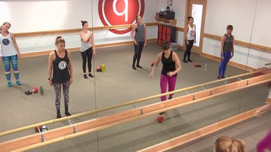30 min w/ Danielle by Pure Barre On Demand