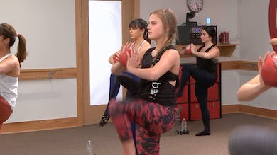 45 min w/Katelyn #2 by Pure Barre On Demand