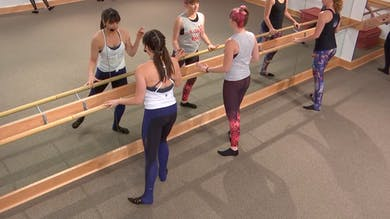 5 Min Burn: Seat #2 by Pure Barre On Demand