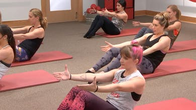 5 Min Burn: Abs by Pure Barre On Demand