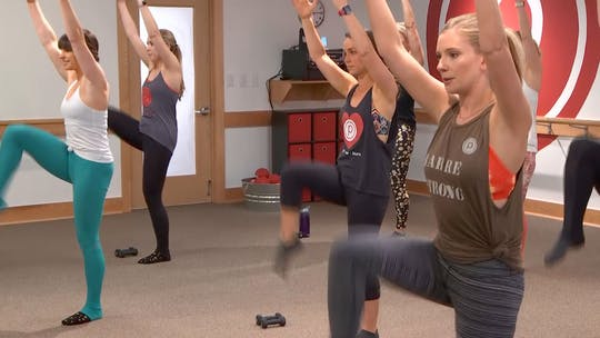 Instant Access to 45 min w/Amanda by Pure Barre On Demand, powered by Intelivideo
