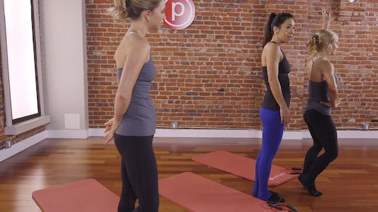 Instant Access to Resistance Series #1 by Pure Barre On Demand, powered by Intelivideo