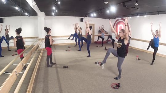 Instant Access to NEW 7/21 45 min w/Brookelin by Pure Barre On Demand, powered by Intelivideo