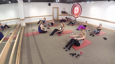 8/25 - 5 Min Burn: Strengthen your CORE by Pure Barre On Demand