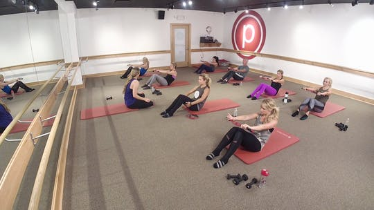 Instant Access to NEW 8/25 - 5 Min Burn: Strengthen your CORE by Pure Barre On Demand, powered by Intelivideo