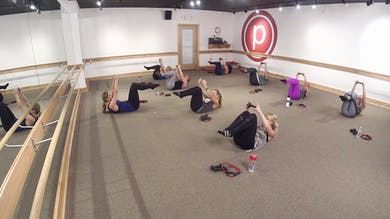 9/15 - Tone your Arms in 5 min (#2) by Pure Barre On Demand