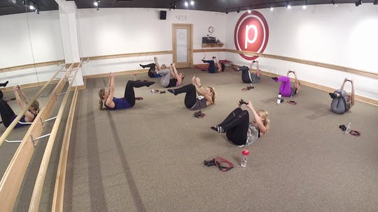 Instant Access to 9/15 - Tone your Arms in 5 min (#2) by Pure Barre On Demand, powered by Intelivideo