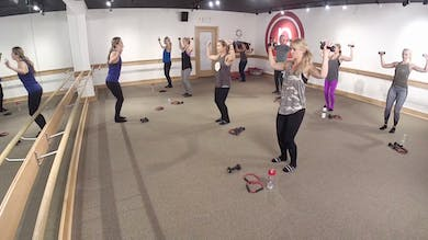 9/15 - Tone your Arms in 5 min (#1) by Pure Barre On Demand