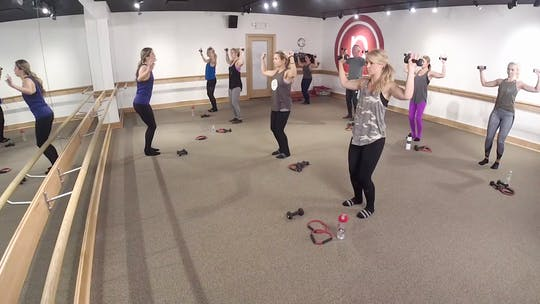 Instant Access to NEW 9/15 - Tone your Arms in 5 min (#1) by Pure Barre On Demand, powered by Intelivideo
