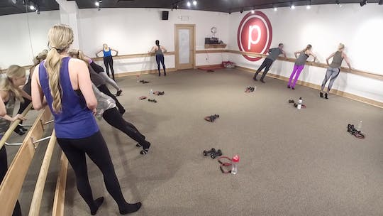 Instant Access to 9/15 - Tone your Arms in 5 min (#3) by Pure Barre On Demand, powered by Intelivideo
