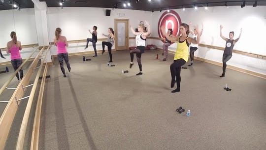 Instant Access to 8/4 - 45 min with Amanda by Pure Barre On Demand, powered by Intelivideo
