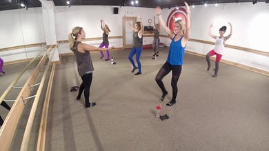 9/1: 45 min w/Holly by Pure Barre On Demand
