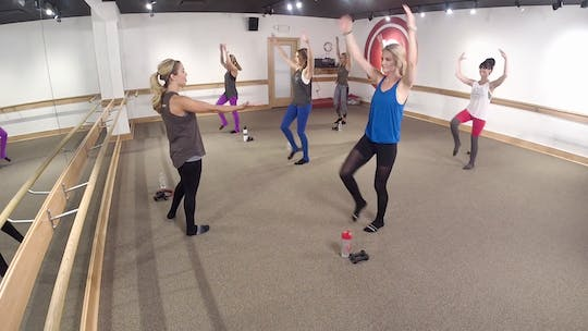 Instant Access to 9/1: 45 min w/Holly by Pure Barre On Demand, powered by Intelivideo