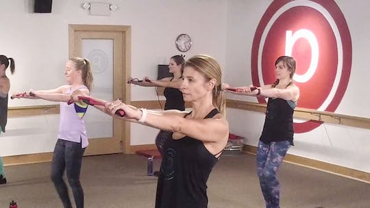 Instant Access to 9/22 - 45 min w/Katelyn by Pure Barre On Demand, powered by Intelivideo