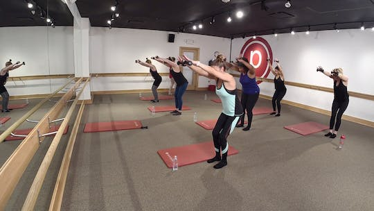 Instant Access to 9/29: 10 MIN BACK by Pure Barre On Demand, powered by Intelivideo