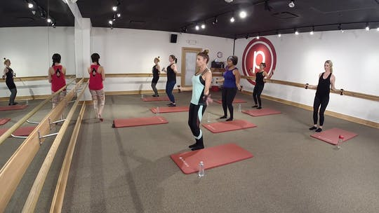 Instant Access to 9/29: 10 MIN ARMS & ABS by Pure Barre On Demand, powered by Intelivideo