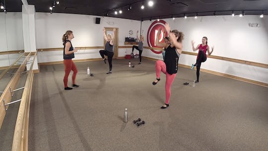 Instant Access to 45 Minutes to Treat Yourself by Pure Barre On Demand, powered by Intelivideo