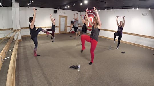 Instant Access to 30 Minute Total Body Tone by Pure Barre On Demand, powered by Intelivideo