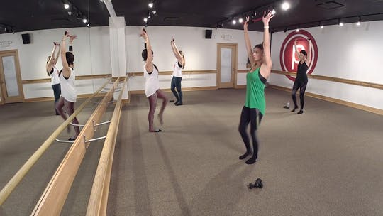 Instant Access to 30 Minutes of Strength to Gratitude by Pure Barre On Demand, powered by Intelivideo