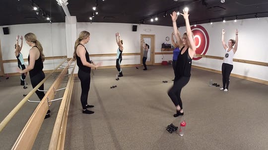 Instant Access to 30 MIN UPPER BODY INTENSIVE by Pure Barre On Demand, powered by Intelivideo
