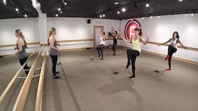 10 minutes to a Stronger Core by Pure Barre On Demand