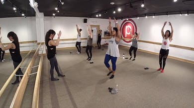 10 minutes to Sculpted Arms by Pure Barre On Demand
