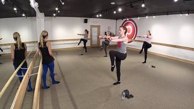 45 Minute Holiday Workout by Pure Barre On Demand