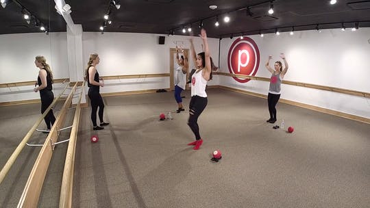 Instant Access to 9AM_KATELYN_30.mp4 by Pure Barre On Demand, powered by Intelivideo