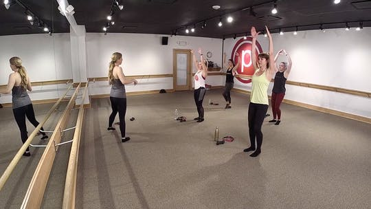 Instant Access to 30 minutes to start the year off right by Pure Barre On Demand, powered by Intelivideo