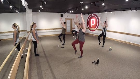 Instant Access to 8AM_HOLLY_45.mp4 by Pure Barre On Demand, powered by Intelivideo