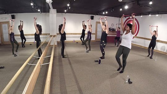 Instant Access to NEW March class with Brookelin (45 min) by Pure Barre On Demand, powered by Intelivideo